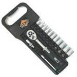11pc 1/2″dr. Socket Set