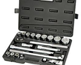 AB6020, 20pc 3/4″dr. Socket Set