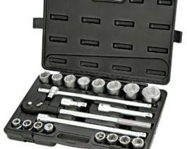 AB6021, 21pc 3/4″dr. Socket Set