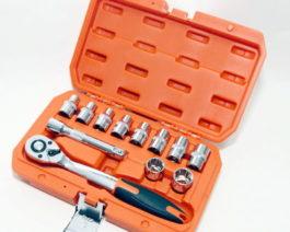 CK-4012 12pc 1/2″ dr. Socket Set