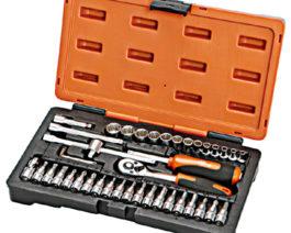 KS-2043, 43pc 1/4″dr. Socket Set
