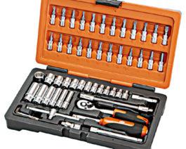 KS-2054, 54pc 1/4″dr. Socket Set