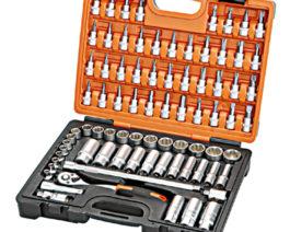KS-3079, 79pc 3/8″dr. Socket Set