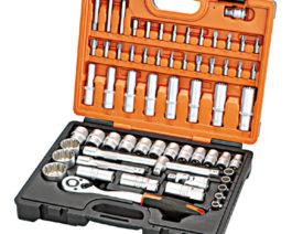 KS-4063, 63pc 1/2″dr. Socket Set