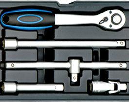 T2007, 5pc 1/2″dr. Accessories Set