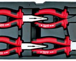 T2018, 4pc Plier Set